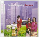 Goran Bregovic - KARMEN (with a happy end)  - cover